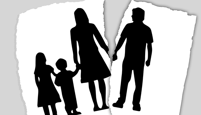QPC : Répartition du quotient familial entre les parents divorcés